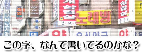 【ハングル文字の読み方(DVD)】