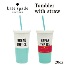 break the ice straw