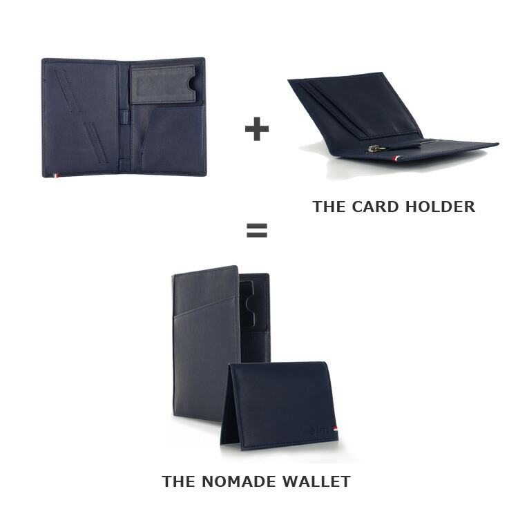 APTO THE NOMADE WALLET 詳細1