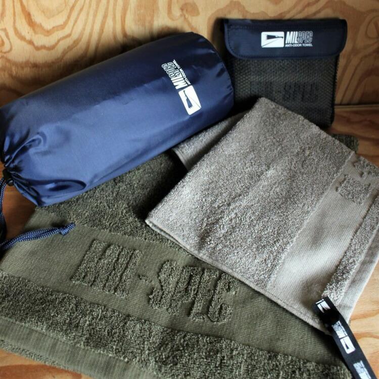 MILSPEC TOWEL Lサイズ 60×100cm ミルスペック タオル (UNP) 詳細3