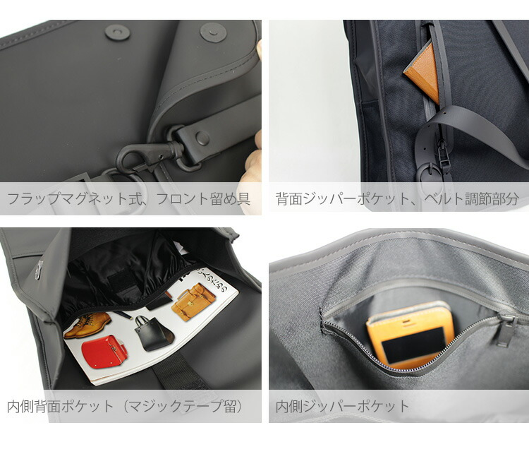 RAINS BACKPACK MINI 詳細2