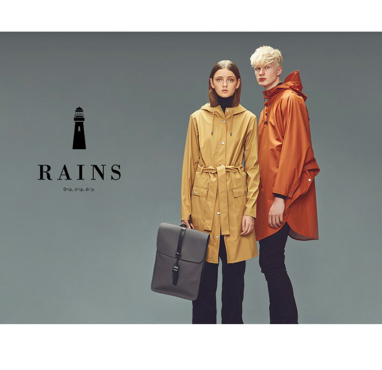 RAINS BACKPACK MINI イメージ1