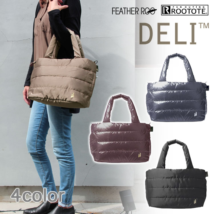 ROOTOTE FEATHER ROO DELI LT Color−D サムネイル