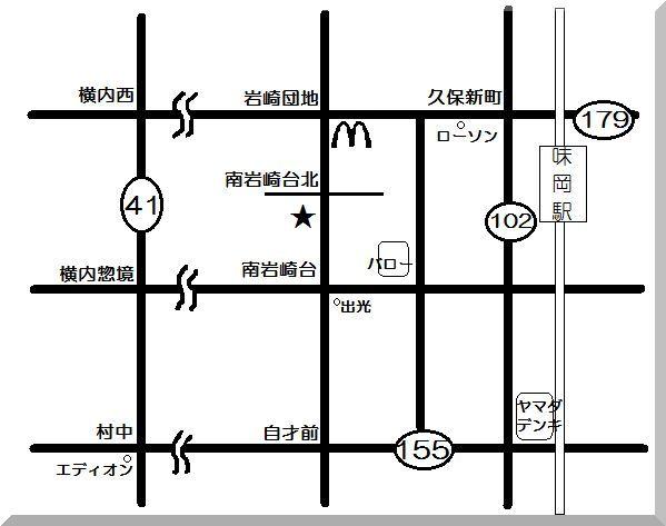 Patio地図