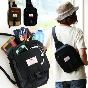 ボディーバッグ バッグ ミニバッグ ショルダーバッグ ミニショルダー スクエア型 配色ジップ切り替え スウェット レディース メンズ カバン かばん 鞄 ベルト調整 旅行 高校生 中学生