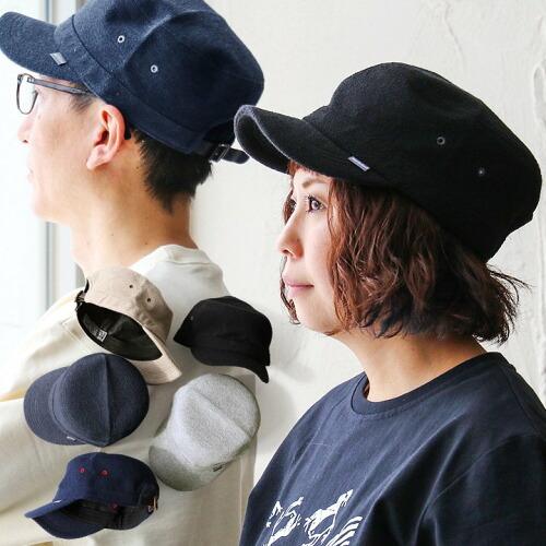 (ウェルテイラード) Well-Tailoredキャップ ワークキャップ 帽子 メンズ帽子 レディース帽子