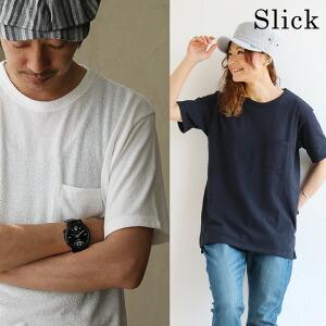 ドライ パイル Tシャツ TEE 半袖 ゆるシルエット レディース メンズ 夏 夏物 夏服 涼しい リラックス