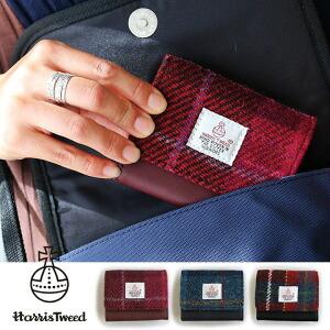 ミニウォレット ウォレット 財布 小銭入れ 札入れ コンパクト ミニ ポケットサイズ ツイード PUレザー レディース 女性用