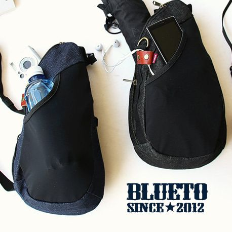 (ブルート) BLUETO バッグ ボディバッグ ショルダーバッグ サブバッグ  斜めがけバッグ ミニバッグ