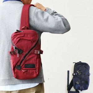 ボディバッグ ボディーバッグ バッグ かばん 鞄 ショルダー クッション入り 4L 変形ジップ ZIP