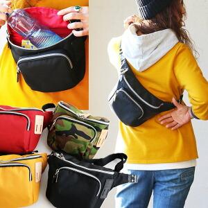 ボディバッグ バッグ かばん BAG 鞄 BABY FACE ベビーフェイス CORDURA コーデュラ ウエストバッグ ショルダーバッグ レディース メンズ
