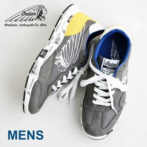 スニーカー シューズ 靴 Lenox(レノックス)プリント ナイロン 合成皮革 メンズ 男性用 40代 50代 メンズシューズ メンズスニーカー 春