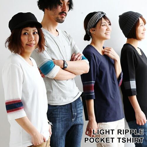 (クリフメイヤー) KRIFF MAYER 5分袖 TEE Tシャツ 半端袖 袖プリント グラデーション ライトリップル