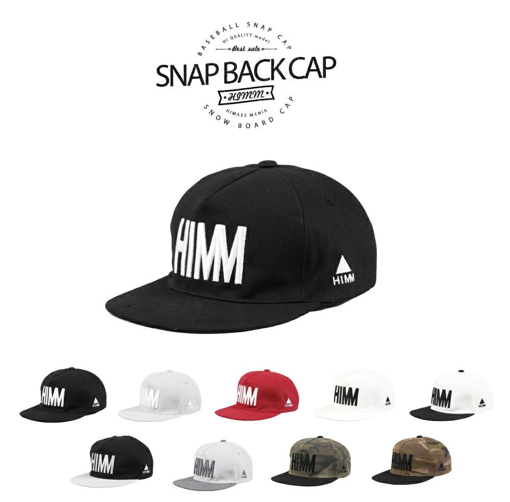 スノーボードスナップバックキャップ SNAPBACKCAP、詳細ディテール