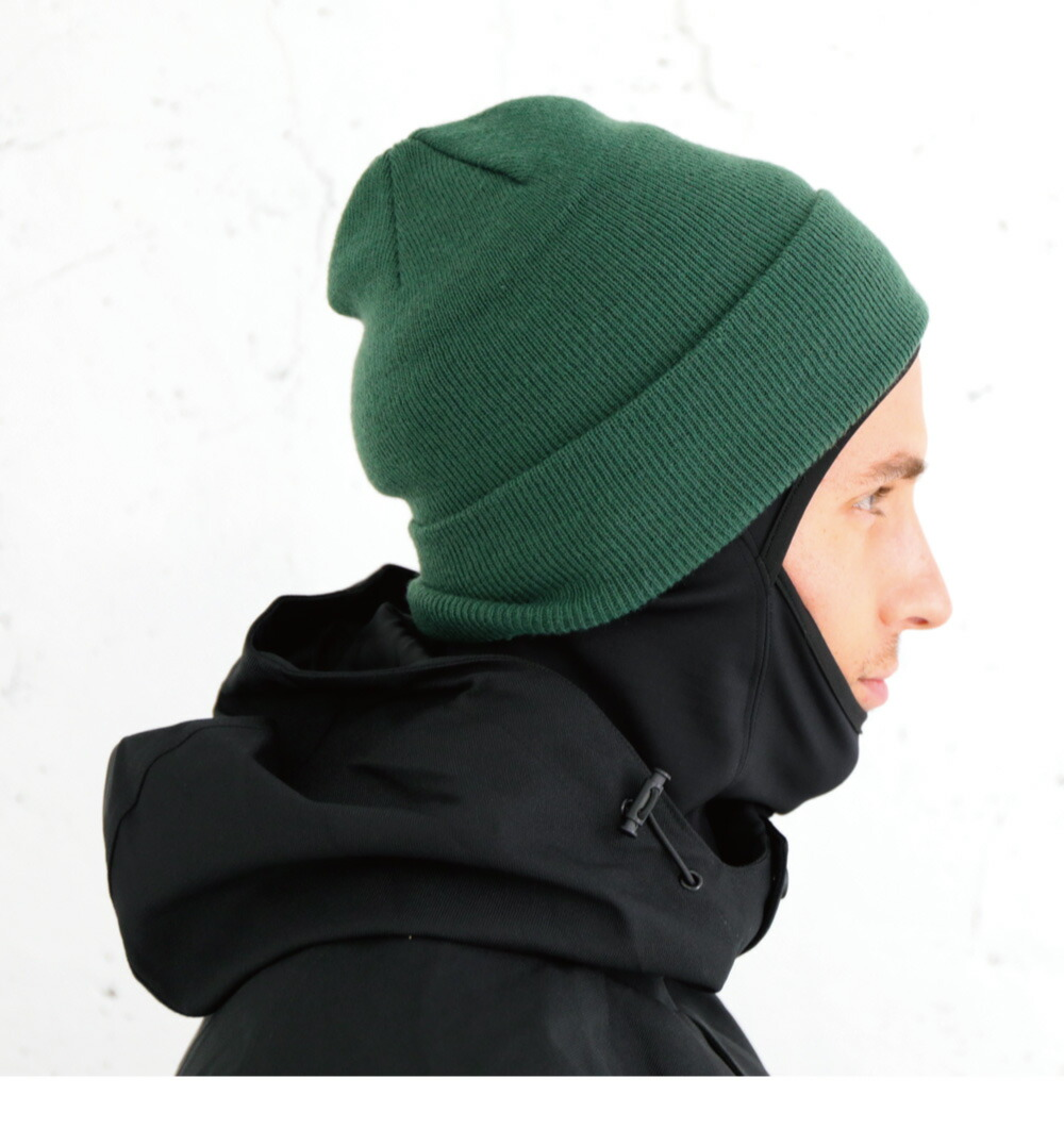 スノボニット帽子、ビーニーイメージ