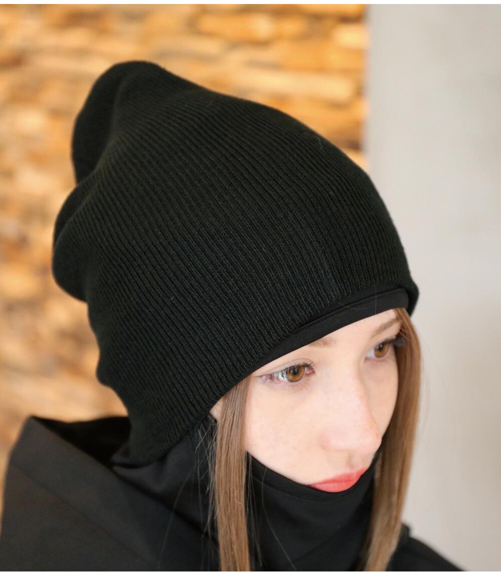 スノーボードニット帽子、ビーニーイメージ