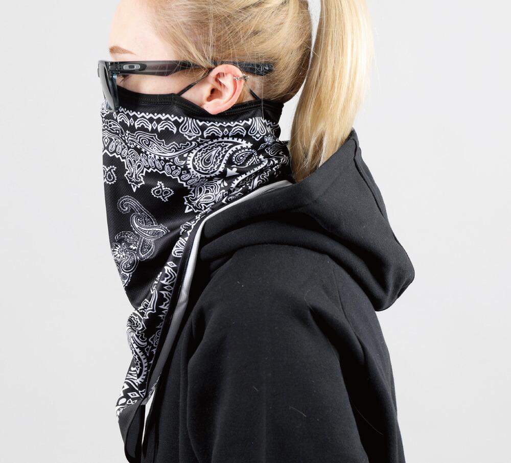 スノボフェイスマスクイメージ