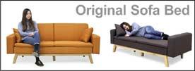 ソファベッド リクライニングソファ 3人掛けソファ 幅195cm ダークブラウン グレー オレンジ 選べる3色 リクライニング クッション付き