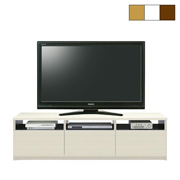 日本製のロータイプ150幅テレビボード