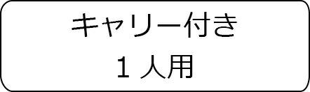2019最新版キャリー付き3日間安心防災セット