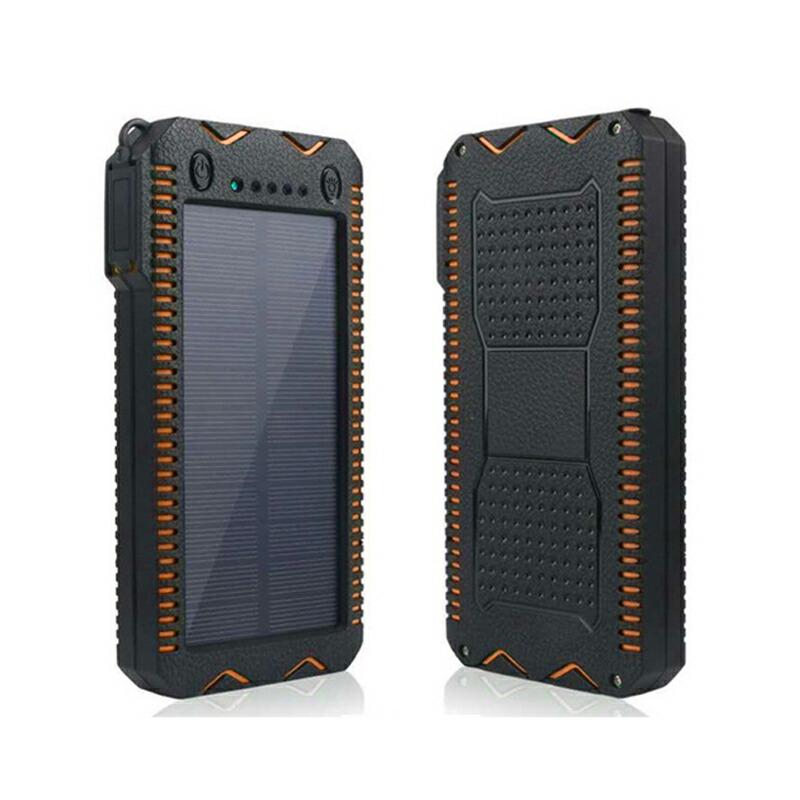 ソーラーモバイルバッテリー 10000mah