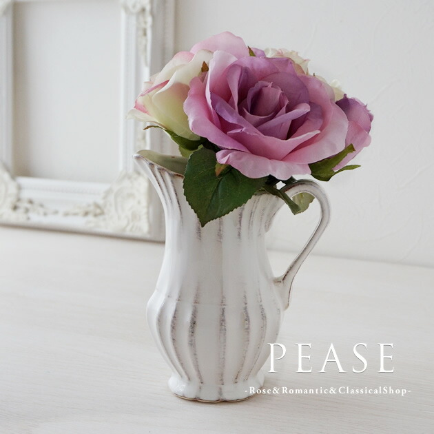 Pease Rakuten Global Market Antiqued Pitcher Type Flower Base