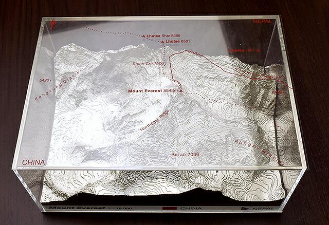 レリオラマ エベレスト