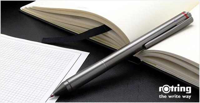 ロットリング 複合筆記具 フォーインワン 502 700F