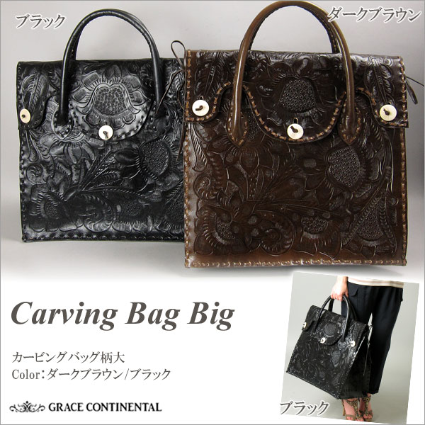 Carving bag pattern size