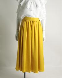 トリアセツイルスカート