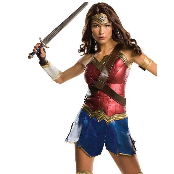 Candy Komi Collectors For Disney Costume Adult Wonder Woman Costume Adult