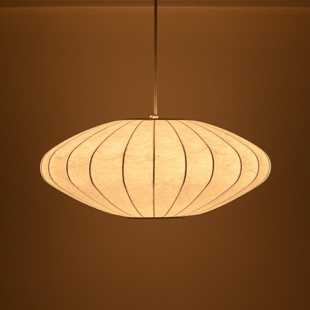 ジョージネルソン バブルランプ SaucerLamp ペンダントライト 天井照明