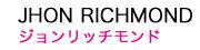 JHON RICHMOND(ジョンリッチモンド)