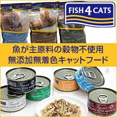 FISH4CATS フィッシュ4 キャット