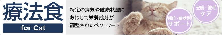 療法食 猫