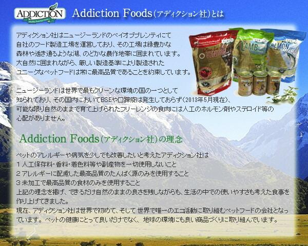 Addiction Foods アディクションフード社とは