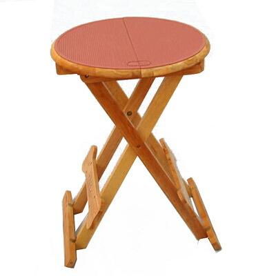ウッディグルーミングテーブル丸