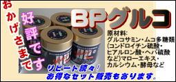 【4個+1個添付】共立商会 BPグルコ 200g