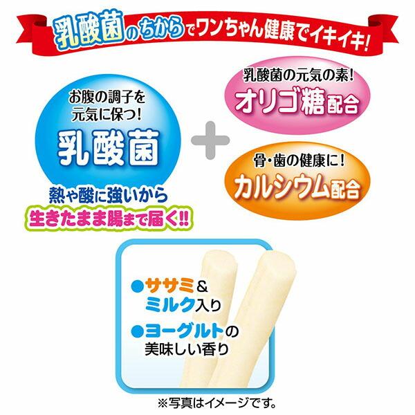 ペティオ 乳酸菌のちから スティックタイプ 100g 国産 日本製 犬用おやつ