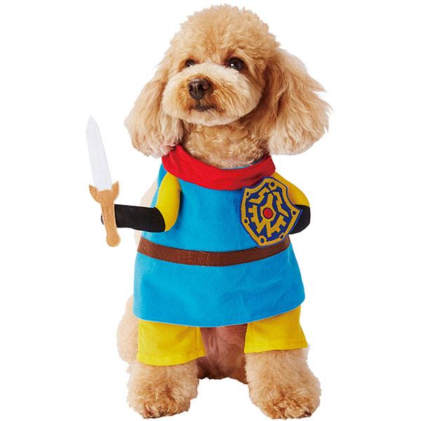 ペティオPetio犬用変身着ぐるみウェアはかわいく変身できる