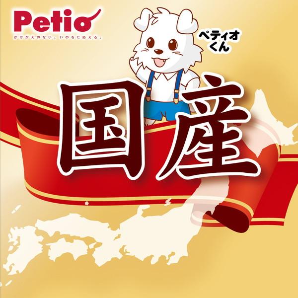 ペティオPetio犬用おやつアクアゼリー4つのゼロりんご風味スティックタイプシャーベット国産夏は国産で着色料を使っていません