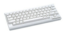 HHKB Professional Lite2 for Mac 英語配列 USB/白