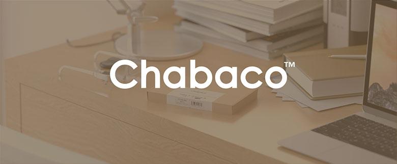 Chabaco ヘッダー