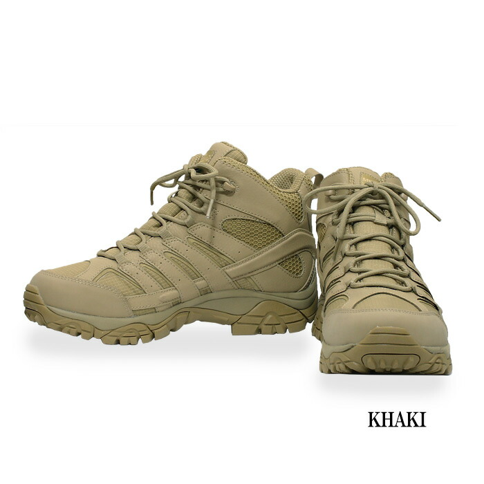 Phantom Character Base Merrell Moab 2 Mid Tactical Wp Men