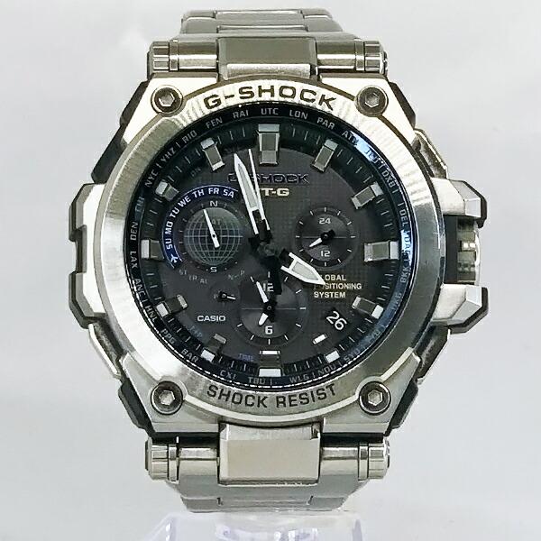 カシオ Gショック GPS ソーラー 電波 時計 メンズ 腕時計 MTG-G1000D-1A2JF