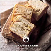 -OCEAN & TERRE-buono デニッシュキューブ