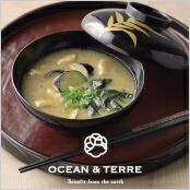 -OCEAN & TERRE-フリーズドライお味噌汁