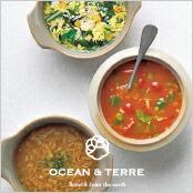 -OCEAN & TERRE-フリーズドライ野菜スープ