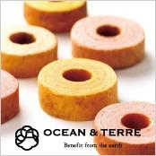 -OCEAN & TERRE-プレミアムフルーツバウムクーヘン
