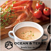-OCEAN & TERRE-北海道海鮮スープ
